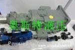 供應力士樂A11V系列泵車液壓柱塞泵