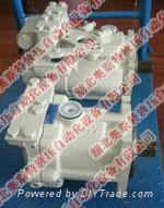 供应混凝土搅拌车日本KYB液压泵马达