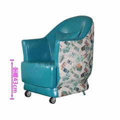 中山网吧沙发桌椅厂家