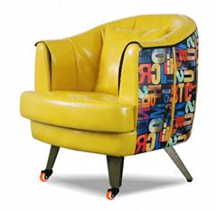 中山網吧沙發桌椅定製