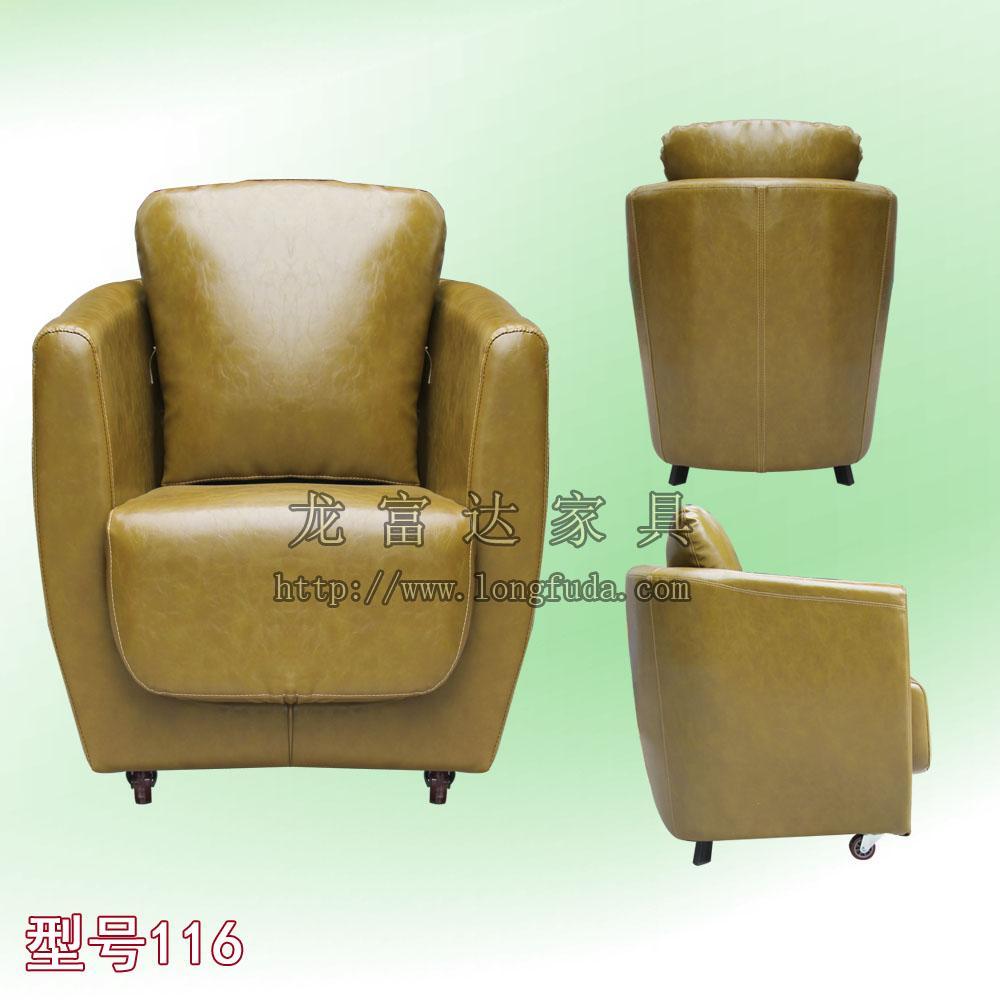 深圳网吧沙发桌椅定制 1