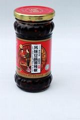 旭阳风味豆豉油辣椒248g