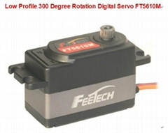 feetech Low Profile 300 Degree Rotation Digital Servo FT5610M