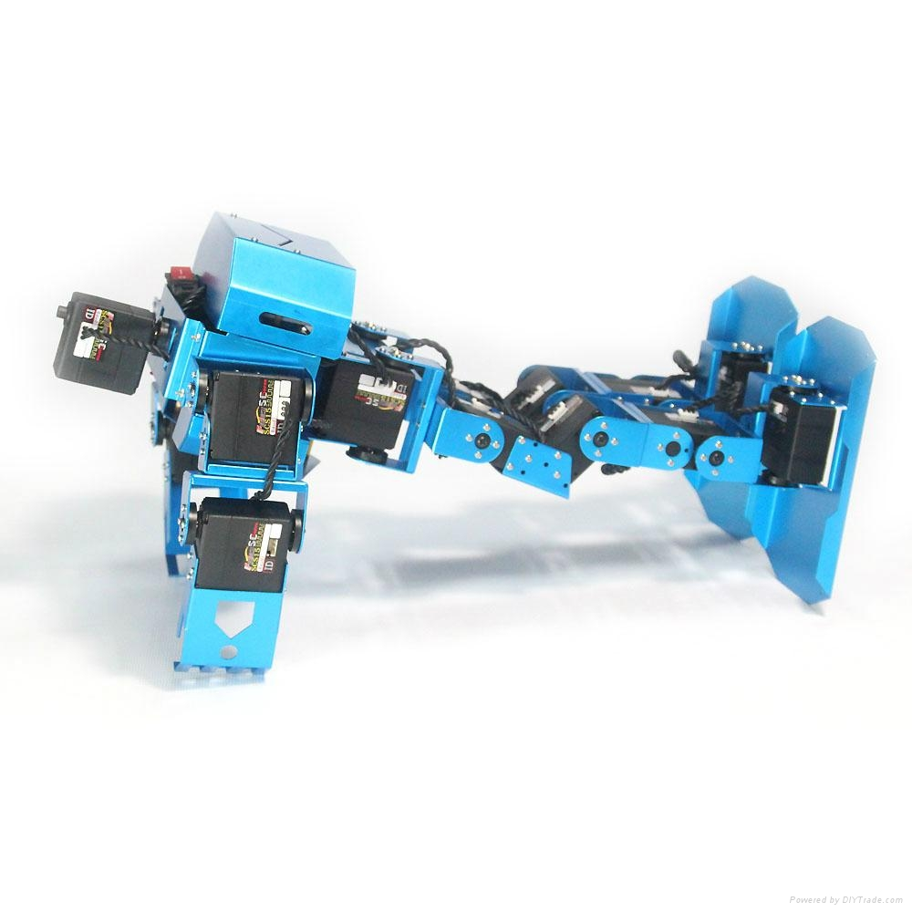 Diy arduino humanoid robot do it your self