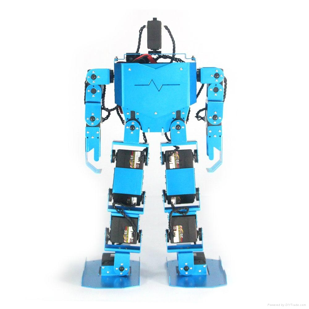 Robotic servo support dof educational humanoid arduino