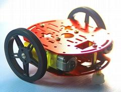 FEETECH 2WD Mini Smart Robot Mobile Platform Kit FT-DC-002