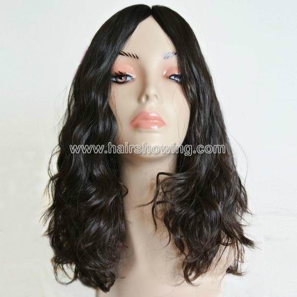 Mongolian hair wigs 1