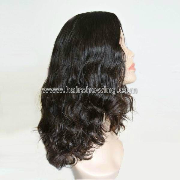 Mongolian hair wigs 3