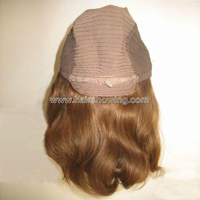 European hair Jewish  wigs 2