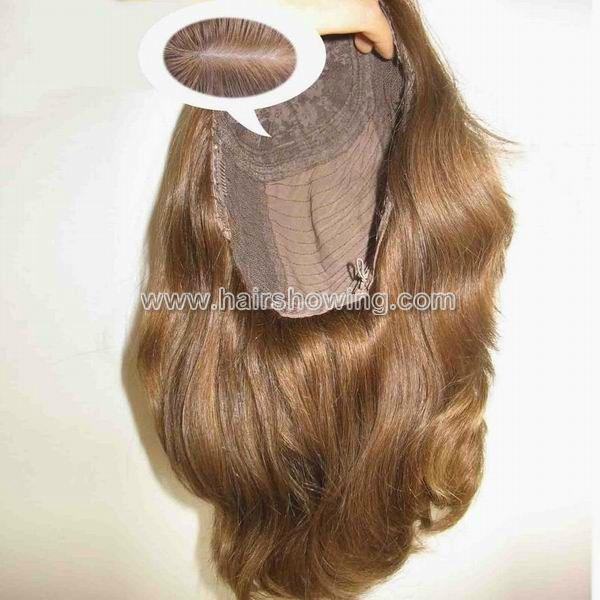 European hair Jewish  wigs 3