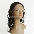 indian hair full lace wigs 3