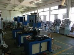 Heat transfer machine&hot stamping machine