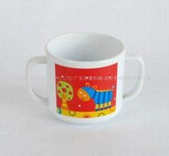 Automatic mugs screen printer