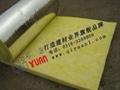 玻璃棉卷毡彩钢保温隔热 2