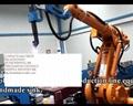 automated production line steel handmade