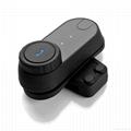 1000m  FM Radio intercom system motorcycle helmet bluetooth headset/intercom 3