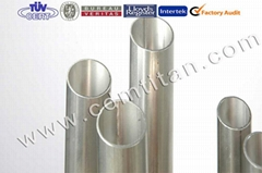 CDM Titanium welded tube, Pipe fitting
