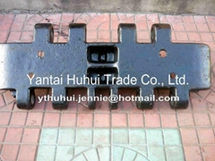 Sumitomo LS138 Crawler Crane Track Pad