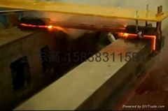 車床導軌淬火設備