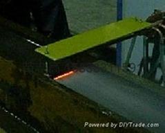一体化数控导轨淬火专用机床