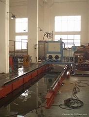 龍門銑床導軌淬火專用設備