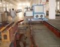 龍門銑床導軌淬火專用設備 2