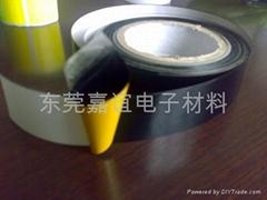 黑色耐高温标签