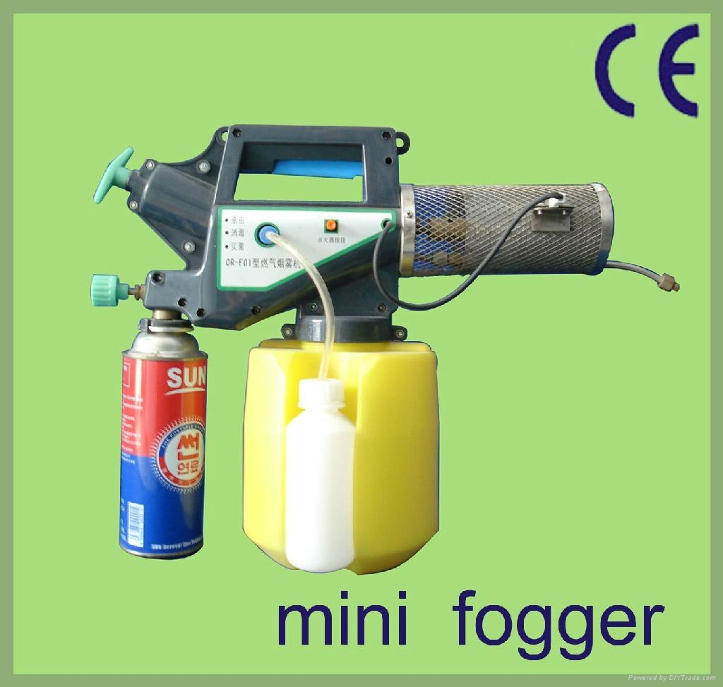 Hot sale thermal fumigation equipment for killer mosquito  2