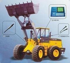 天津電子剷車秤裝載機電子秤