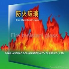 Borosilicate Fire Resistant Glass 4.0