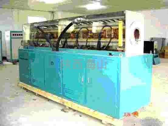 铜棒中频电炉  1