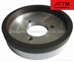 Resin bond CBN grinding wheel