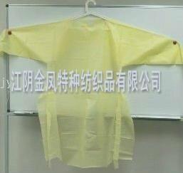 淺黃色SMMS無紡布 2