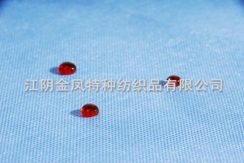 三抗SMMS無紡布 抗靜電/抗血漿/抗酒精 1