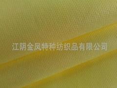 浅黄色SMMS无纺布 欧标AAMI PB70