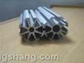 八棱柱展位搭建铝材