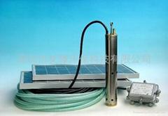 太阳能水泵农民好帮手
