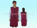 防護套裙單面無袖