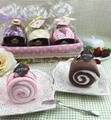 广告礼品蛋糕毛巾 3