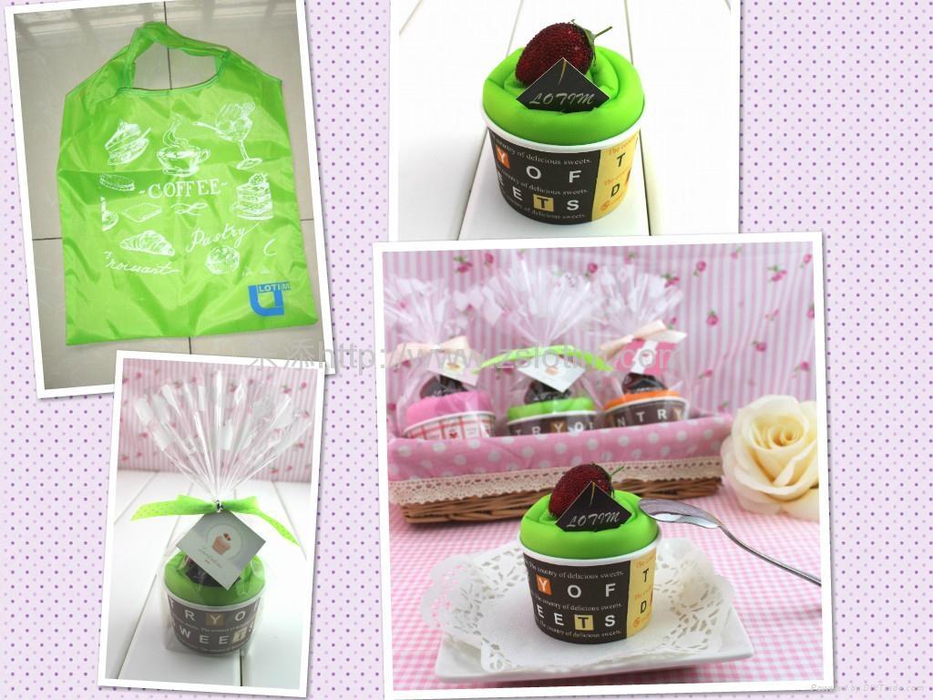廣告環保購物袋 4