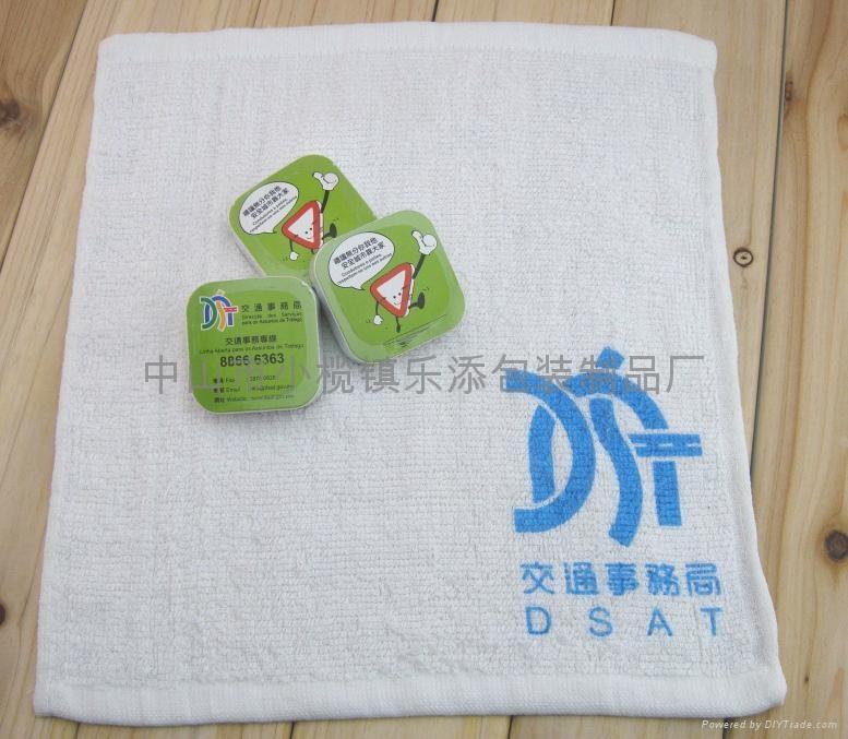 压缩毛巾 4