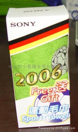 广告礼盒毛巾 5