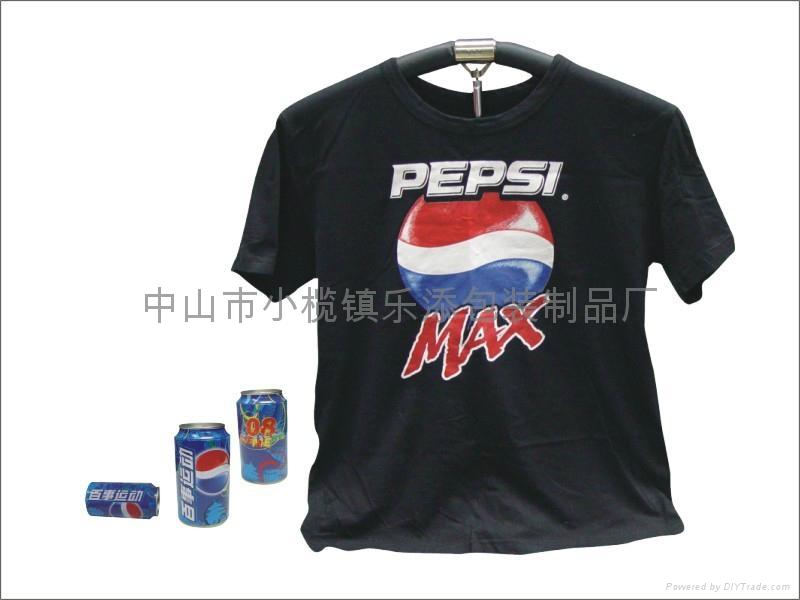 压缩可乐罐T恤 4