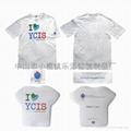 广告压缩T恤 4
