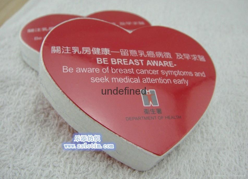 厂家直供订制广告礼品纯棉超细纤维压缩毛巾 4