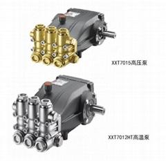 意大利HAWK高壓泵 XXT7015  高溫泵XXT7012HT
