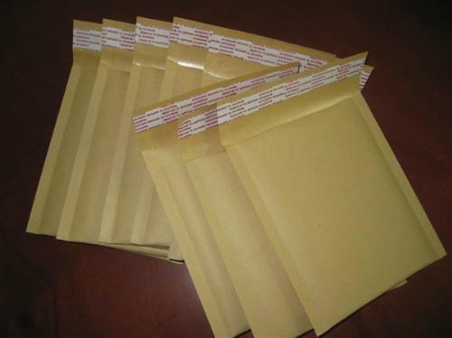 牛皮纸气泡邮递信封袋 4