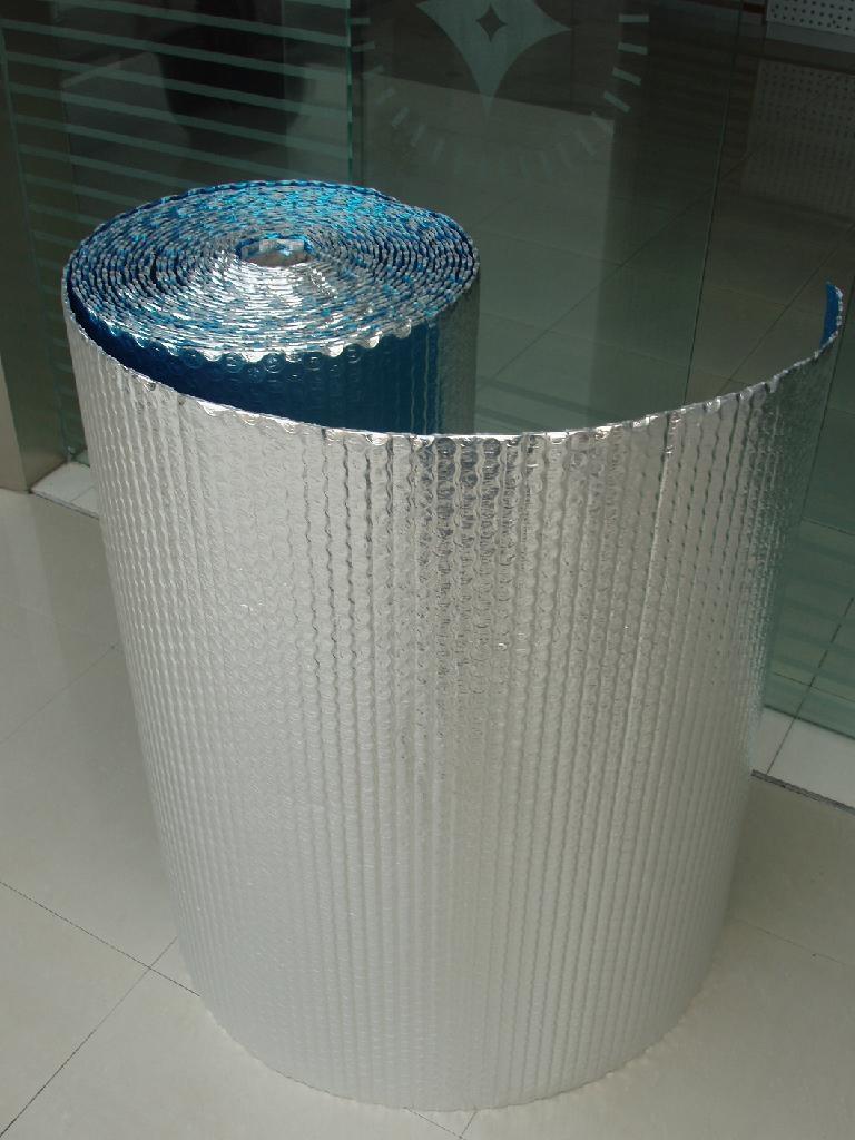 隔热保温气泡铝膜(纳米气蘘反射层)屋顶墙壁隔热 3