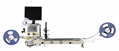 Semi-Automatic Tape and Reel Machine for Electronic Components