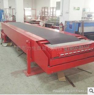 8米伸縮皮帶輸送機設備廠家 1